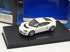 Auto Art 1/43 - Lotus Europa S Blanco