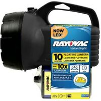 Rayovac 10 LED Lantern, Floating Camping Lantern with Battery Included - Perfect