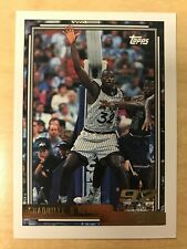 1992-93 Topps #362 Shaquille O'Neal Gold Parallel RC Draft Pick Rookie Card Shaq