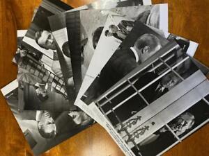 10 1968 George Peppard PENDULUM Jean Seberg Original Movie Still Photo Lot A283