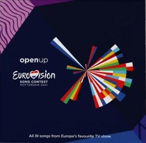 EUROVISION SONG CONTEST 2021 NEW CD