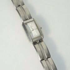 Fossil Women's ES2159 Silver Tone Stainless Steel Band Analog Dial