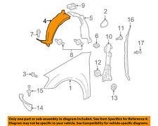 Mercedes MERCEDES-BENZ OEM-Front Fender Liner Splash Shield Right 1648802805