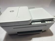 HP DeskJet Plus 4155 Wireless All-in-One Printer Mobile Print Scan BARELY USED