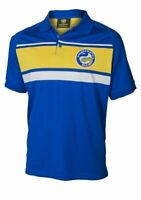 Parramatta Eels NRL Classic Sports Knitted Polo Shirt Size S-5XL! BNWT's! 5