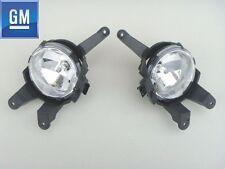 CHEVY CRUZE 2011 - 2014 FRONT BUMPER FOG LIGHT LAMP SET ORIGINAL LEFT & RIGHT