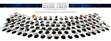 Eaglemoss Official Star Trek Starships Collection 176 ships lot, Most are new