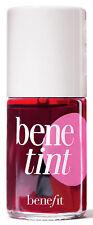 Benefit BENETINT Rose Pink Tinted Lip & Cheek Stain 4ml Tint TRAVEL SIZE