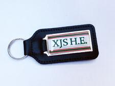 Porte-clés en cuir pour JAGUAR XJS 5.3 H. E.