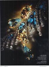 PUBLICITE ADVERTISING  2012    DIOR  collection bijoux