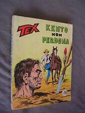 TEX PRIMA EDIZIONE ORIGINALE # 148 - SERGIO BONELLI EDITORE - OTTIMO