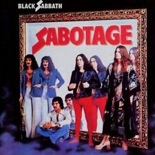 BLACK SABBATH Sabotage CD BRAND NEW Remastered Edition 2009 Digipak
