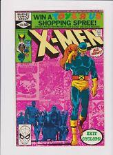 """The X-Men #138 VF- 7.5 """"Exit Cyclops!"""""""