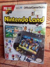Wii NINTENDOLAND official Game Guide. Nintendo Land Magazine Book