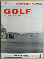Gullane No.1 Golf Course Gullane Golf Club Golf Illustrated Magazine 1967
