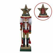 "Kurt Adler 18"" Hollywood Nativity Hat Nutcracker"