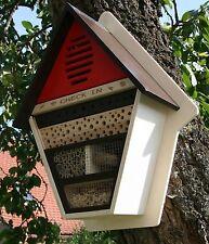 XL Insektenhotel Insektenhaus aus FSC Holz Flitz Überwinterungsplatz für nützlic