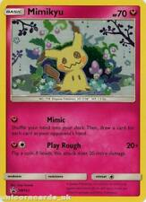 Mimikyu SM163 Black Star Promo Rare Holo Mint Pokemon Card