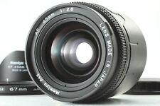 【 N MINT+++ w/ HOOD 】 Mamiya 645 AF 45mm f/2.8 Lens For 645AF Series from JAPAN