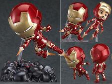 Neuf Marvel Nendoroid 543 Iron Man MK43 Ultron Sentries Action Figure 10cm NOBOX