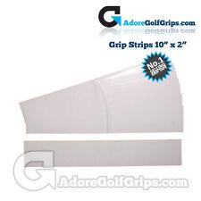 "New Professional Golf Grip Tape Strips - Pre Cut 10"" x 2"" **QUANTITY DISCOUNTS**"