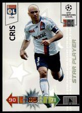 Panini Champions League 2010-2011 Adrenalyn XL Cris Olympique Lyon Star Player