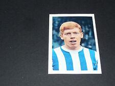 127 GEOFF HUTT HUDDERSFIELD TOWN TERRIERS FKS PANINI FOOTBALL ENGLAND 1970-1971