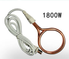 Water Heater Portable Electric Immersion Element Boiler Travel 220V/1800W