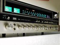 LAMP KITs QRX-777 QRX-7001 QRX-6001(8v WHITE LEDs) DIAL METER VINTAGE/ Sansui
