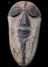 Old Tribal Songye Kifwebe femelle Ceremonial Mask -- Congo BN 46