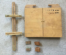 Colter Art Box and Panel Plein Air Travel Easel