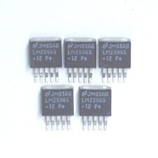LM2596S-12, step down regulator 12V, National Semiconductor (set 5 pieces)