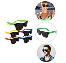24pk Neon Pool Party Sunglasses Beach Prop Graduation Luau 80s Party Favors LOT