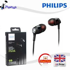 Originale Philips SHE 8005 Cuffie Intrauricolari SHE8005 con microfono