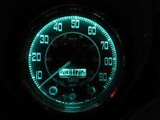 Jaguar MK2 Daimler V8 LED grün Instrument Armaturenbrett Birne Komplettset