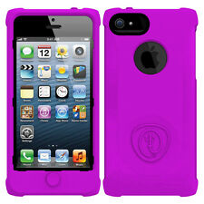 Trident Perseus Pink SoftSkin Cover Silicone Case +Screen Protector for iPhone 5