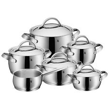 WMF Concento 11 pc Cookware Set, Made in Germany