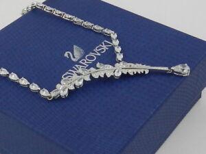 SWAROVSKI   White Rhodium plated  Necklace