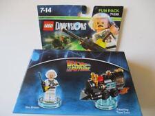 LEGO Dimensions 71230 Fun Pack back to the Future Ritorno al futuro NUOVO OVP