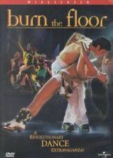 Burn The Floor 0025192071324 With Jason Gilkison DVD Region 1