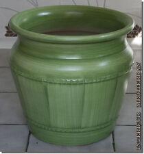 Handgefertigte Deko-Blumenübertöpfe aus Keramik