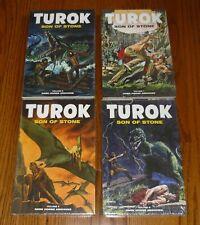 Turok Son of Stone Archives Volume 4,5,6,7 SEALED Dark Horse hardcovers DELL