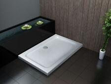 150x90 cm Acryl Duschtasse Duschwanne Dusche Brausewanne Acrylwanne 50 mm flach