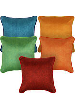 Dream Decor Set of 5 - Solid Cushion Covers (12x12 inch)