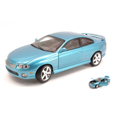 PONTIAC GTO COUPE' 2004 METALLIC BLUE 1:18 Auto World Auto Stradali Die Cast