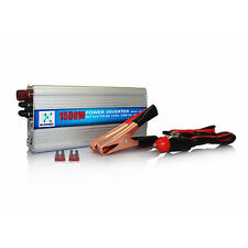 Car Home 1500W  Power Inverter Charger 12V DC - 110V AC Adapter Convert Mob