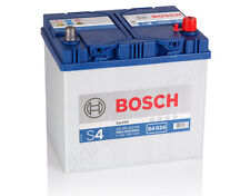 Autobatterie BOSCH  12V 60Ah 540 A/EN S4 024 60 Ah TOP ANGEBOT SOFORT & NEU