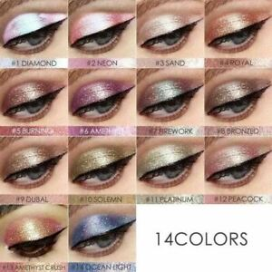 Focallure Glitter & Glow Liquid Eye Shadow glitter eye shadow glow eyeshadow
