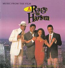A Rage In Harlem-1991-Original Movie Soundtrack-24 Track-CD