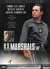 U.S. Marshals ~ Tommy Lee Jones Wesley Snipes Special Edition DVD FREE Shipping